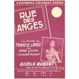 Rue des anges (1955) Gisèle robert