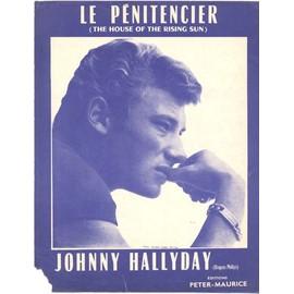Pénitencier (le) (the house of the rising sun) 1964 / Johnny hallyday