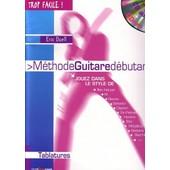 M�thode Guitare D�butant