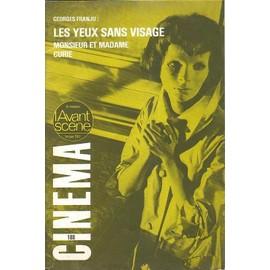 L'avant Sc�ne Cin�ma N� 188, Les Yeux Sans Visage De G. Franju