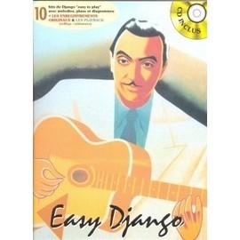 Easy Django - Django Reinhardt