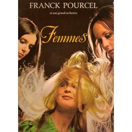 FRANCK POURCEL - Femmes (Eloïse Laura Hello Dolly Lily Marlene Mrs Robinson Delilah...) - 33T