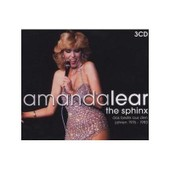 The Sphinx - Best Of 3 Cd 1976 - 1983 - Amanda Lear