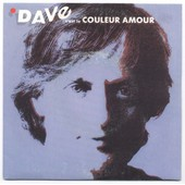 C'est La Couleur Amour / Pi�ton De L'espace - Dave