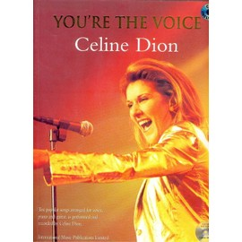 you're the voice celine dion