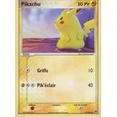 Pikachu - Ex Tempete De Sable N �72/100 Vf