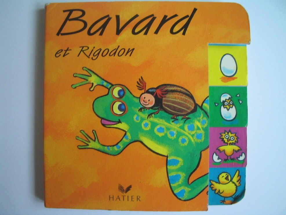 Rigodon le Hanneton et ses amis - Bavard et Rigodon