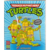 Teenage Mutant Hero Turtles (Tortues Ninja) Atari St