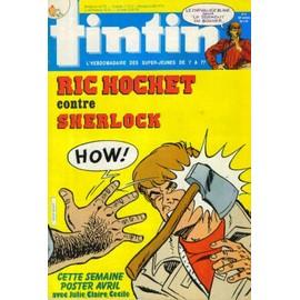 Tintin - Hebdomadaire Du 20-1-87 N� 4
