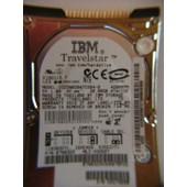 IBM Travelstar IC25N020ATCS04-0 - Disque dur