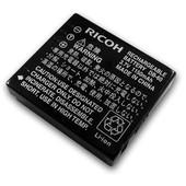 Ricoh DB-60 Batterie rechargeable 3,7 v, 1150 mAh pour Caplio R3, R4, R5 et GR