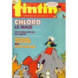 Tintin - Hebdomadaire Du 3-2-87 N� 6