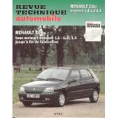 Renault Clio - Moteurs Essence 1.1-1.2-1.4