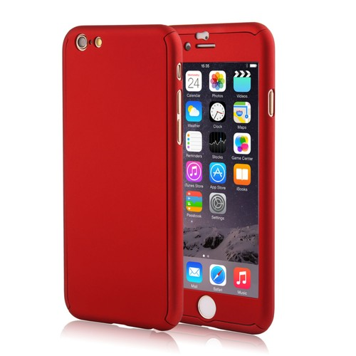 coques rouge iphone 6