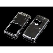 Crystal Case Protection Pour Sony Ericsson W810 / W810i