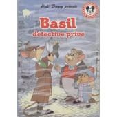 Basil D�tective Priv� de walt disney