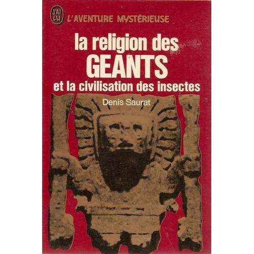 La religion des géants dans S à Z 364464993_L