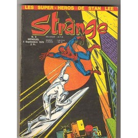 Strange N� 9 De Septembre 1970