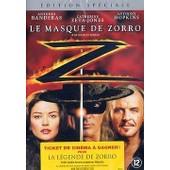 Le Masque De Zorro - Edition Deluxe, Belge de Martin Campbell