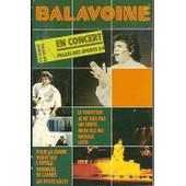 Daniel Balavoine K7 Audio 10 Titres