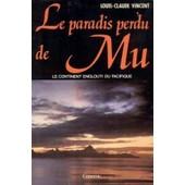 Le Paradis Perdu De M� Tome 1 de Vincent