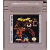 Spiderman 2 (Version Euro Noir Et Blanc)