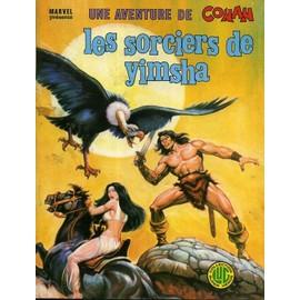 Une Aventure De Conan N� 9 : Les Sorciers De Yimsha