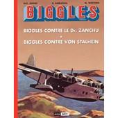 Biggles H�ritage Tome 1 - Biggles Contre Le Dr Zanchu - Biggles Contre Von Stalhein de Ron Embleton