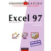 Excel 97 - Fonctions Avanc�es Et Internet de Jean-Fran�ois Sehan