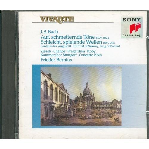 bach - Cantates profanes de J.S. Bach 378612541_L