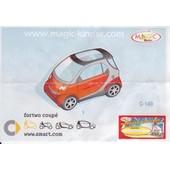 Kinder - Auto / Voiture : S�rie Smarts (2004)