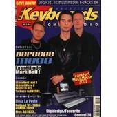 Keyboards N� 154 : Dep�che Mode/ Mark Bell La M�thode/ Disiz La Peste / Goldfrapp / Clavia Nord Lead 3/ Waldorf Micro Q/ Roland Ef-303/ Technics Sx Kn6500/ Disidesign/ Focusrite