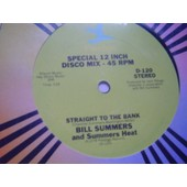 Straight To The Bank 1978 Usa - Bill Summers & Summers Heat