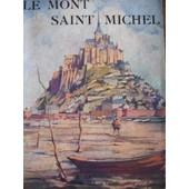 Le Mont Saint-Michel de jacques carton