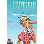 Eclats De Lire Lecture Cm2 - Cycle D'approfondissement 3�me Ann�e de Jean-Pierre Drouet