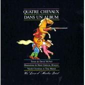 Quatre Chevaux Dans Un Album de Henri Galeron