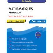 Math�matiques Pharmacie de Elie Azoulay