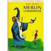 Merlin L'enchanteur de walt disney