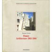 France, Architecture 1965-1988 de Jacques Lucan