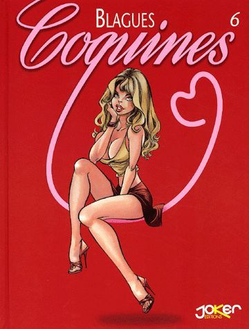 Blagues coquines Tome 6