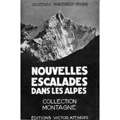Nouvelles Escalades Dans Les Alpes de Winthrop Young Geoffrey