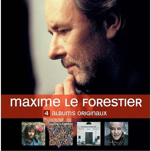 4 albums originaux mon fr re maxime le forestier cd album - Frais de port mon album photo ...