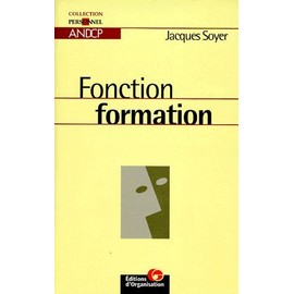 Fonction Formation - Jacques Soyer