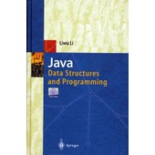 Java - Data Structures And Programming, With 44 Figures, Including Cd-Rom de Li Liwu