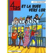 Les 4 As - La Ru�e Vers L'or de Georges Chaulet