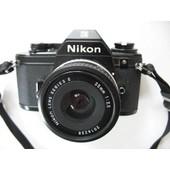 Nikon EM - Appareil reflex automatique argentique 24x36