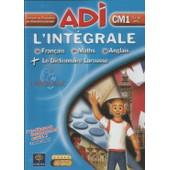Adi L'int�grale Cm1