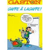 Gaston Tome 15 - Gaffe � Lagaffe ! de Andr� Franquin
