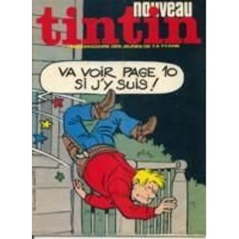 Le Journal De Tintin N� 125