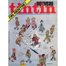 Le Journal De Tintin N� 105